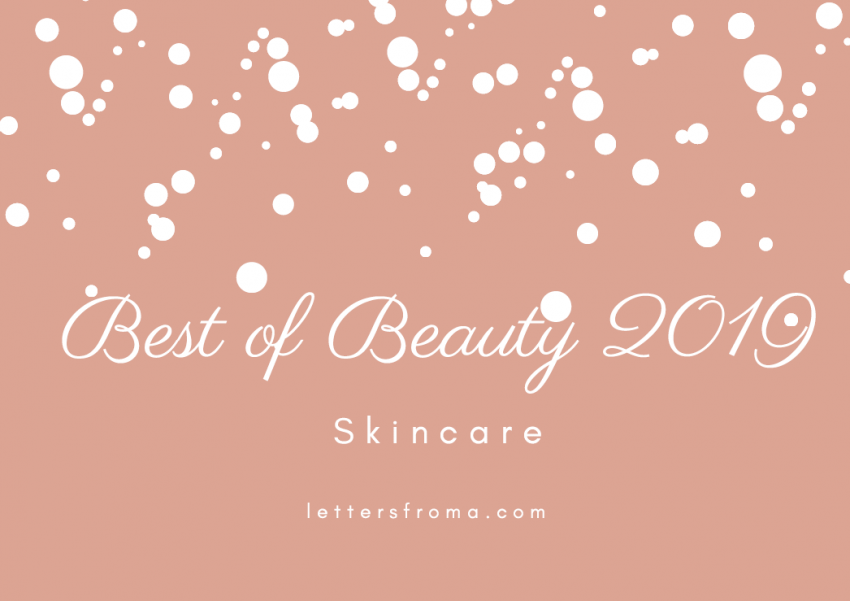 Best of Beauty 2019 - Skincare