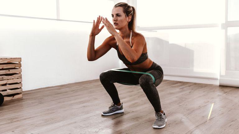 Упражнения у дома