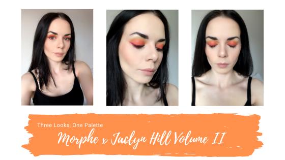 Morphe Volume II - Second Makeup Look