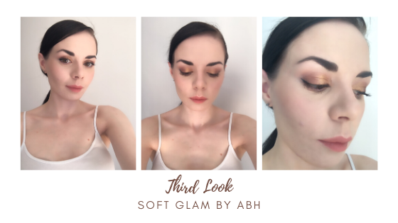 Soft Glam Third Look