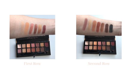 Soft Glam - Swatches