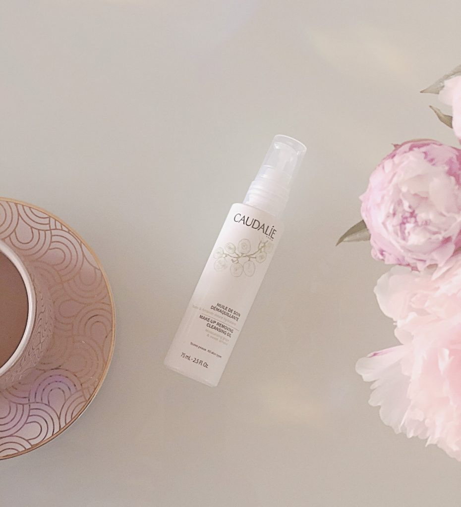 June Favourites - Caudalie Make-up Removing Cleansing Oil