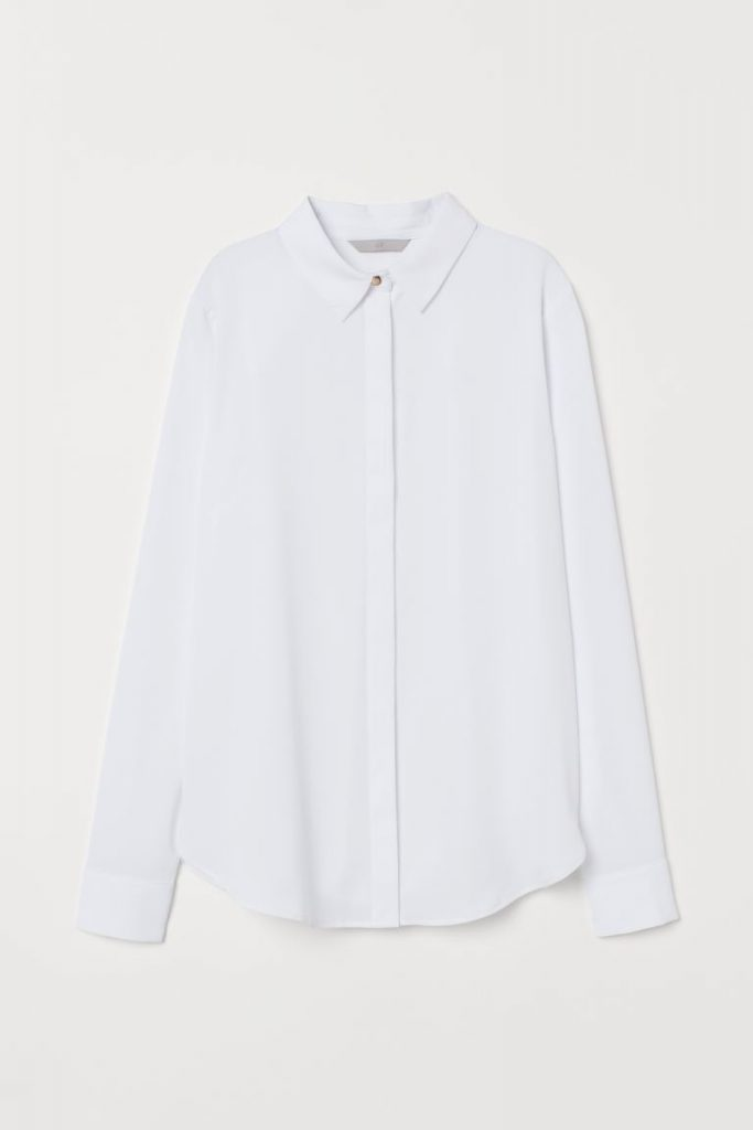 The It-Piece - White Shirt - Wardrobe Essential