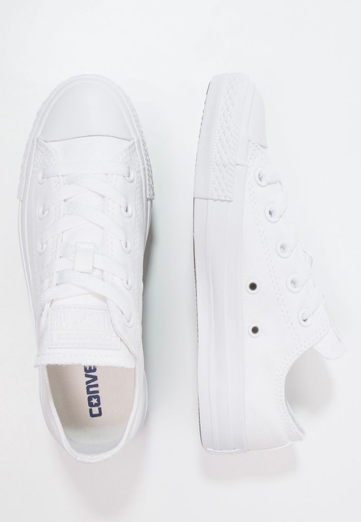 White Sneakers - Wardrobe Essentials
