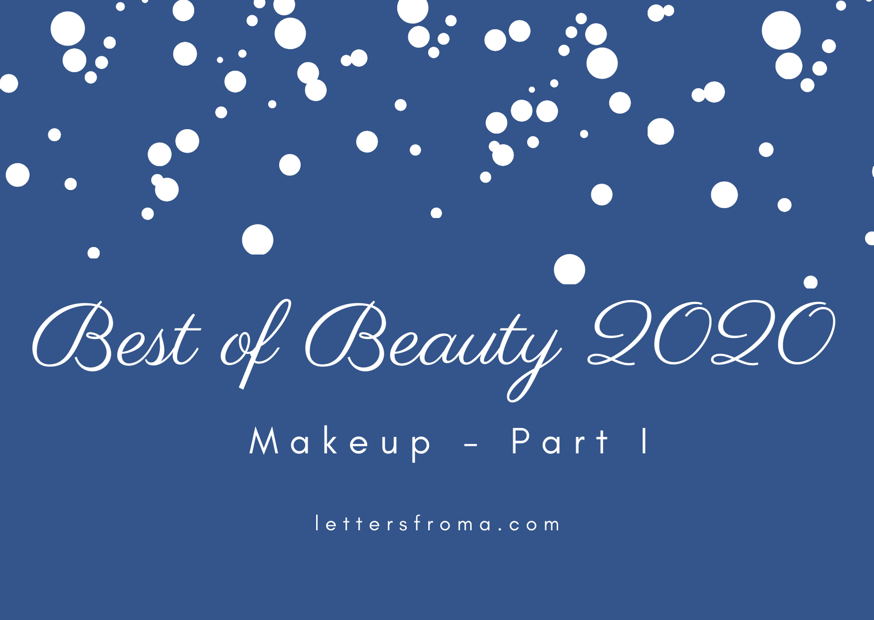 Best of Beauty 2020